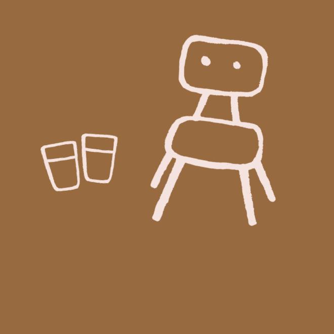 PU-tegning-stol-kaffe-1-660x660